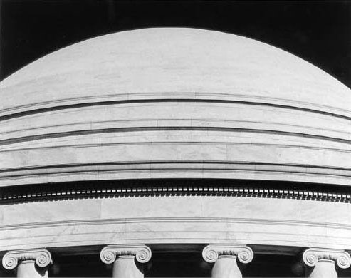 Jefferson Memorial Dome