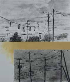 Alexandria Poles by Andrew Devlin