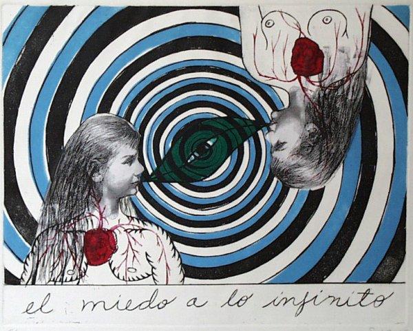 miedo a lo infinito- Sandra Ramos