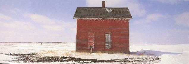 Everts Township Homestead II Winter 93
